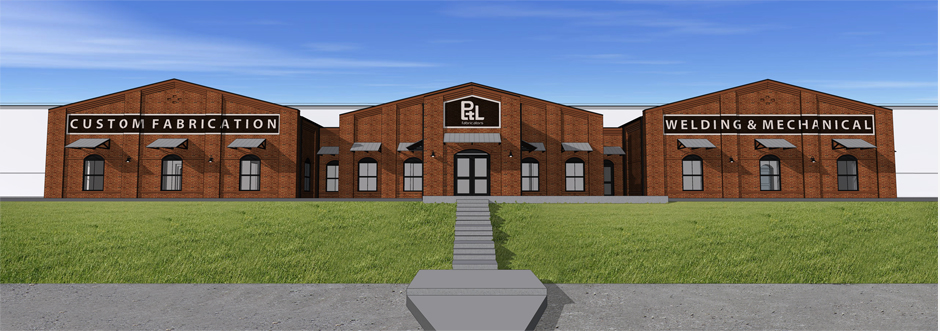 PTL Front Elevation