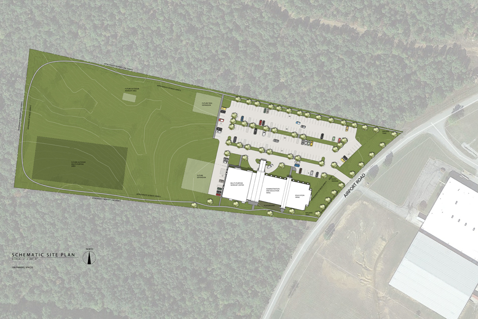 Waverly Site Plan